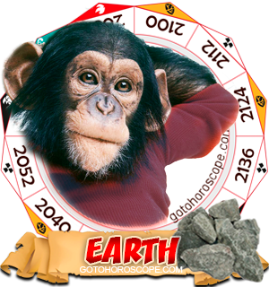 Earth Monkey Chinese Astrology Animal Zodiac Personality Horoscope