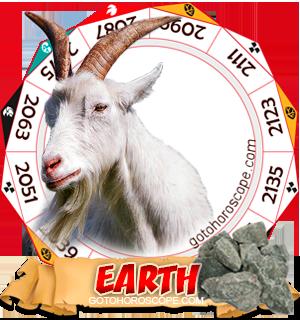 Earth Ram Chinese Astrology Animal Zodiac Personality Horoscope
