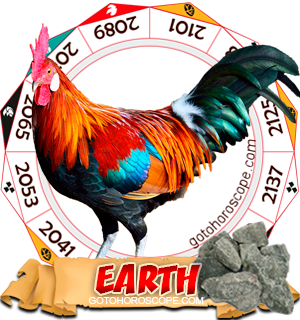 Earth Rooster Chinese Astrology Animal Zodiac Personality Horoscope