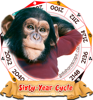Monkey Year, Chinese Astrology