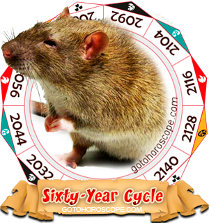 Rat Year, Chinese Astrology