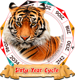 Tiger Year, Chinese Astrology
