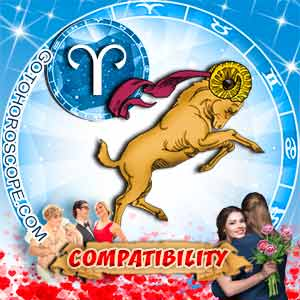 The Zodiac Sign Aries Compatibility Horoscope