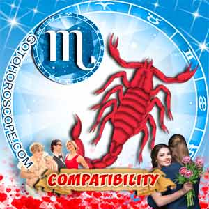 Scorpio Zodiac sign Partnership Compatibility Horoscope