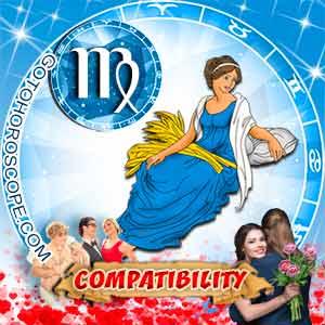 Virgo Zodiac sign Partnership Compatibility Horoscope