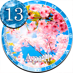Daily Horoscope for April 13, 2013