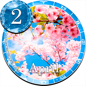 Daily Horoscope for April 2, 2013