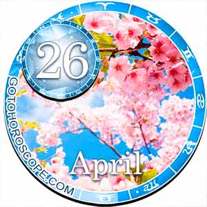 Daily Horoscope April 26, 2018 for all Zodiac signs