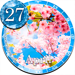 Daily Horoscope for April 27, 2015