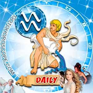 Daily Horoscope for Aquarius