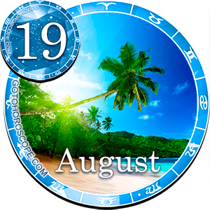 Daily Horoscope for August 19, 2013