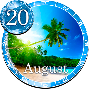 Daily Horoscope for August 20, 2016