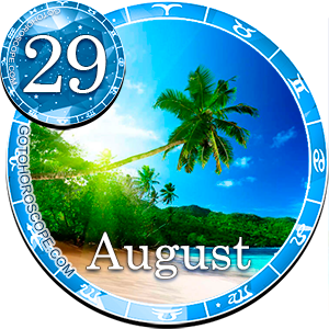 Daily Horoscope for August 29, 2013