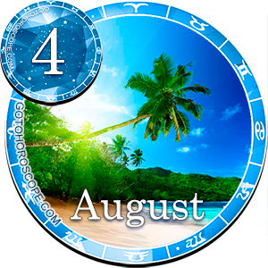 Daily Horoscope for August 4, 2017