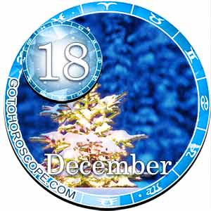 Daily Horoscope December 18, 2018 for 12 Zodica signs