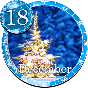 Daily Horoscope for December 18, 2012