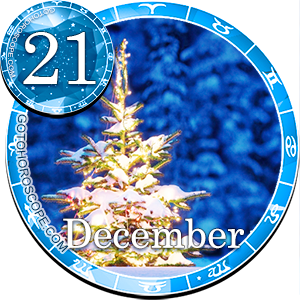 Daily Horoscope for December 21, 2013