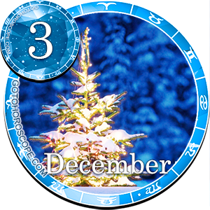Daily Horoscope for December 3, 2012