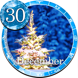 Daily Horoscope December 30, 2012 for all Zodiac signs
