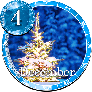 Daily Horoscope December 4, 2011 for all Zodiac signs