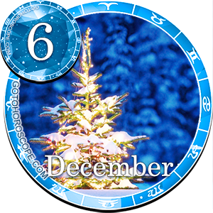 Daily Horoscope for December 6, 2012