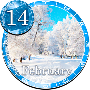 Daily Horoscope for February 14, 2014
