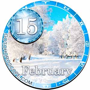 Daily Horoscope for February 15, 2018