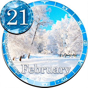 Daily Horoscope February 21, 2013 for all Zodiac signs