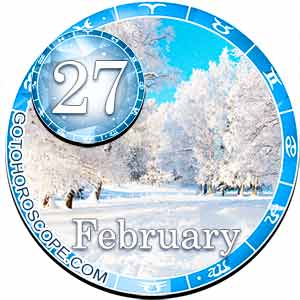Daily Horoscope February 27, 2018 for all Zodiac signs
