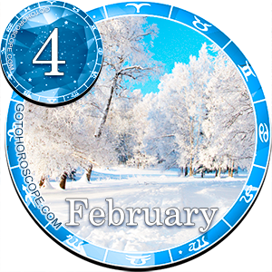 Daily Horoscope February 4, 2013 for all Zodiac signs