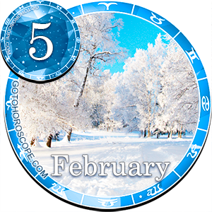 Daily Horoscope for February 5, 2012