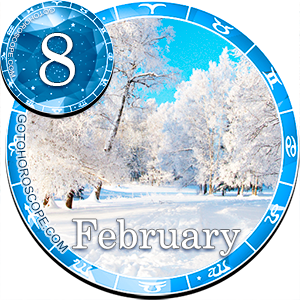 Daily Horoscope February 8, 2013 for all Zodiac signs