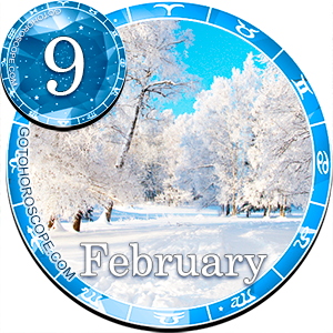 Daily Horoscope February 9, 2014 for 12 Zodica signs