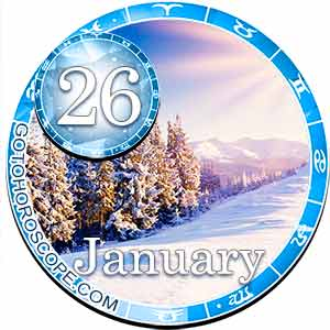 Daily Horoscope January 26, 2018 for 12 Zodica signs