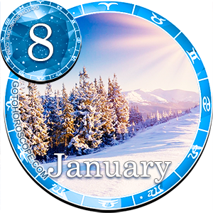 Daily Horoscope January 8, 2013 for 12 Zodica signs