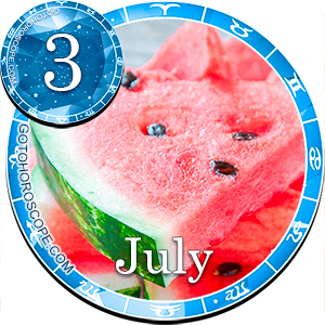 Daily Horoscope for July 3, 2013