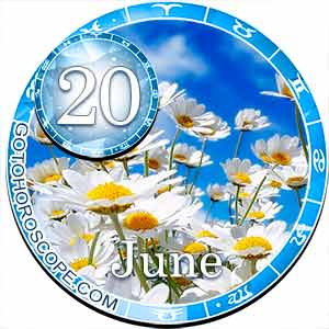 Daily Horoscope June 20, 2018 for 12 Zodica signs