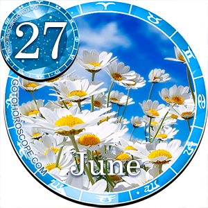 Daily Horoscope June 27, 2013 for all Zodiac signs