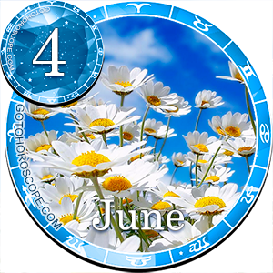 Daily Horoscope for June 4, 2017