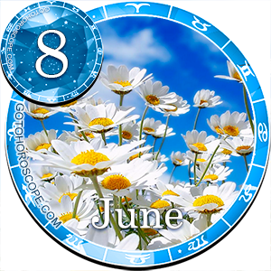 Daily Horoscope for June 8, 2014