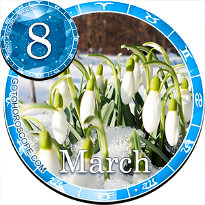 Daily Horoscope March 8, 2013 for 12 Zodica signs