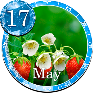 Daily Horoscope for May 17, 2013