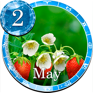 Daily Horoscope for May 2, 2013