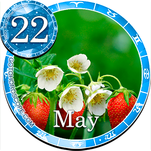 Daily Horoscope for May 22, 2016