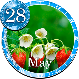 Daily Horoscope for May 28, 2013