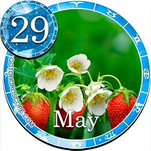 Daily Horoscope for May 29, 2013