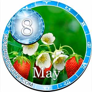 Daily Horoscope May 8, 2018 for 12 Zodica signs