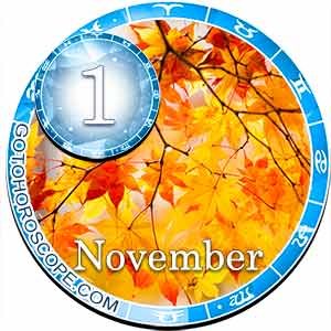 Daily Horoscope November 1, 2018 for 12 Zodica signs