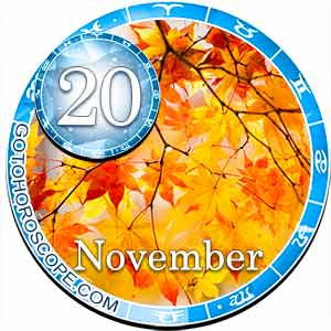 Daily Horoscope November 20, 2018 for all Zodiac signs