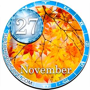 Daily Horoscope November 27, 2018 for 12 Zodica signs